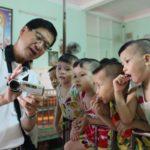 Orphelinat Quang Chau 8
